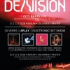 "DE/VISION Tickets ""4PLAY Electronic Set Show"", 22.12.2018 Berlin, Columbia Theater1"