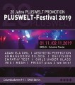 PLUSWELT-Festival 2019 - 2 Tagesticket, 01.11. - 02.11.2019, Berlin, Columbia Theater1