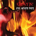 Diverje - Evil Never Dies (EP CD)1
