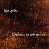 Orpheus In Red Velvet - Not Quite... (CD-R)1