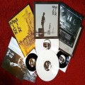 "Mick Milk - Half Lives + Poster + Postcard Set (12""+7"" Vinyl)1"