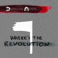 "Depeche Mode - Where's The Revolution (Remixes) (2x 12"" Vinyl)1"