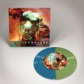 "Download - 44 Days / Limited Green/Blue Edition (7"" Vinyl)1"