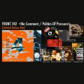"Front 242 - No Comment + Politics of Pressure / Limited Deluxe Anniversary Box (2x 12"" Vinyl + 3CD)1"