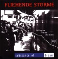 Fliehende Stürme / Substance Of Dream - Körper Ohne Namen (Split) / Reissue (CD)1