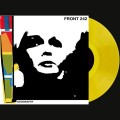 "Front 242 - Geography / Limited Yellow Edition (12"" Vinyl + CD)1"