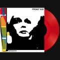 "Front 242 - Geography / Limited Red Edition (12"" Vinyl + CD)1"