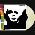 "Front 242 - Geography / Limited Crystal Transparent Edition (12"" Vinyl + CD)1"