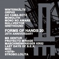 Various Artists - Forms of Hands 20 - 20th Anniversary / Limited Edition (CD)1