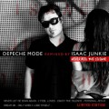 Depeche Mode remixed by Isaac Junkie - Never Feel The Silence (EP CD)1