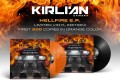 "Kirlian Camera - Hellfire / Limited Orange Edition (12"" Vinyl EP)1"