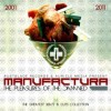 Manufactura - The Pleasures of Damned (CD)1