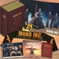 TREASURE TROVE: MONO INC. - The Book Of Fire / Limited Fanbox (CD + DVD)1