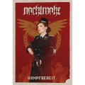 Nachtmahr - Kampfbereit / Limited Hardcover Book Edition (CD)1