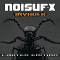 Noisuf-X - Invader / Limitierte Erstaulage (CD)1