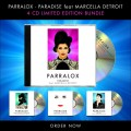 Parralox - Paradise / Limited Super Fan Set (CD + 3CD-R)1