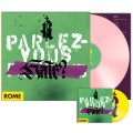 "Rome - Parlez-Vous Hate? / Limited Pink US Edition (12"" Vinyl + CD)1"