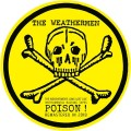 "The Weathermen - Long Lost Live Instrumental Backing Tapes: POISON! / Limited Picture Vinyl (12"" Vinyl)1"