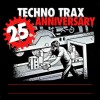 Various Artists - Techno Trax - 25 Years Anniversary (2CD)1