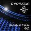 evo-lution - Society Of Today / Fan Edition (EP CD-R)1