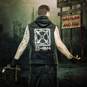 X-Rx - Gasoline And Fire (CD)