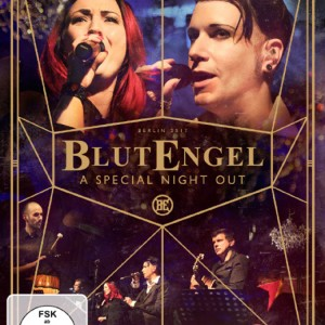 Blutengel - A Special Night Out - Live & Acoustic / Limited Edition (CD+DVD)