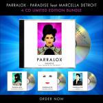 Parralox - Paradise / Limited Super Fan Set (CD + 3CD-R)