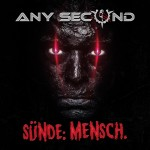 Any Second - Sünde: Mensch (CD)