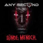 Any Second - Sünde: Mensch (CD)