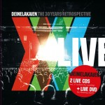 Deine Lakaien - The 30 Years Retrospective Live (2CD+DVD)