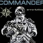 evo-lution - Commander (EP CD)