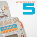 Various Artists - We Are Machine Pop Vol.5 (CD)