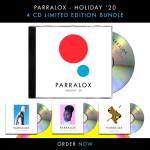 Parralox - Holiday \'20 / Super Deluxe Fan Bundle (CD + 3CD-R)