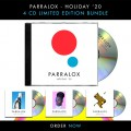 Parralox - Holiday '20 / Super Deluxe Fan Bundle (CD + 3CD-R)1