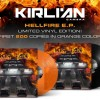 "Kirlian Camera - Hellfire / Limited Black Edition (12"" Vinyl EP)1"