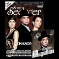 Sonic Seducer 02/14 with Pocket Diary 2014 and Cold Hands CD1