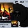 "Various Artists - EBM Industries Vol. 1 / Limited Black Edition (2x12"" Vinyl + CD)1"