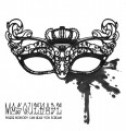 "Masquerade - Where Nobody Can Hear You Scream / Limited Black Edition (12"" Vinyl)1"